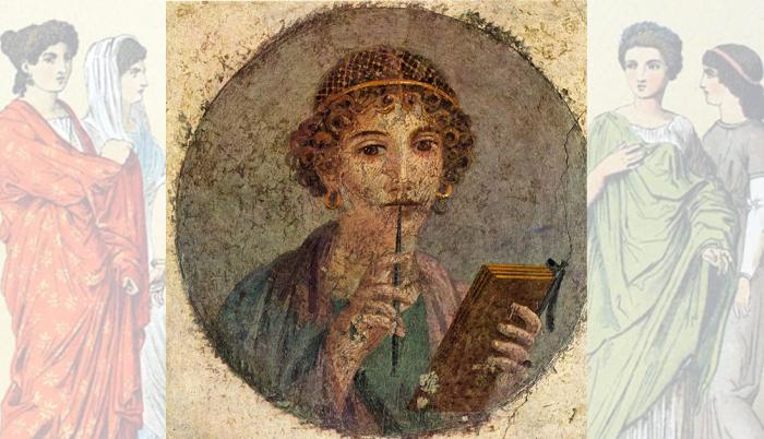 Туллия, дочь Цицерона.