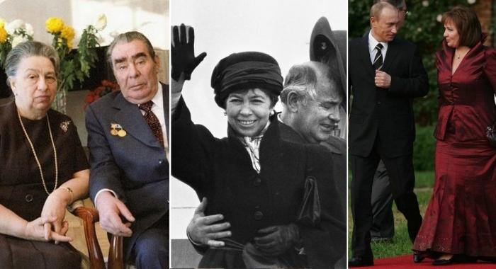 От Хрущёвой до Путиной: Что носили первые леди российских лидеров