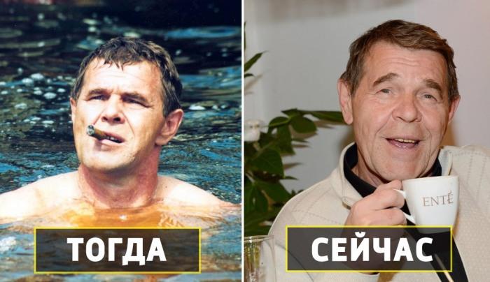 Алексей Булдаков - премия за лучшую мужскую роль в фильме «Особенности национальной охоты».