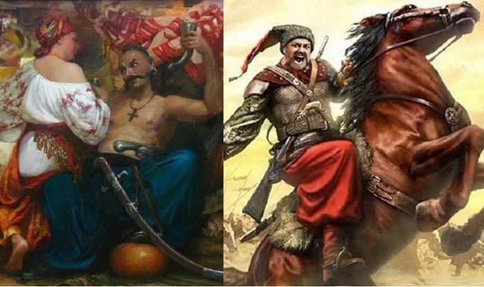 Кого брали в жены вольные казаки, от которых пошёл сильный и самобытный народ.