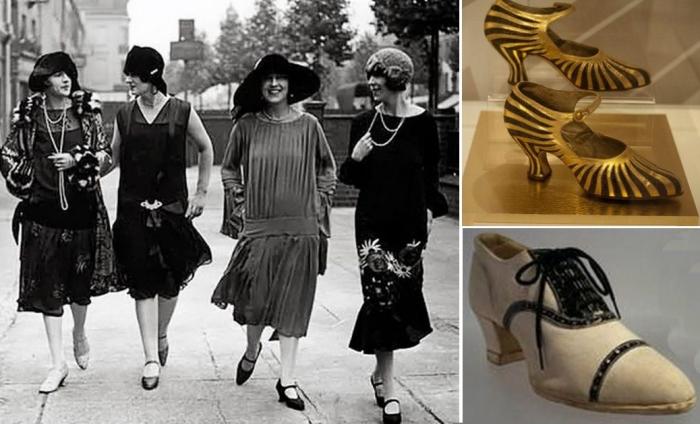 Как выглядит обувь для настоящих эмансипе