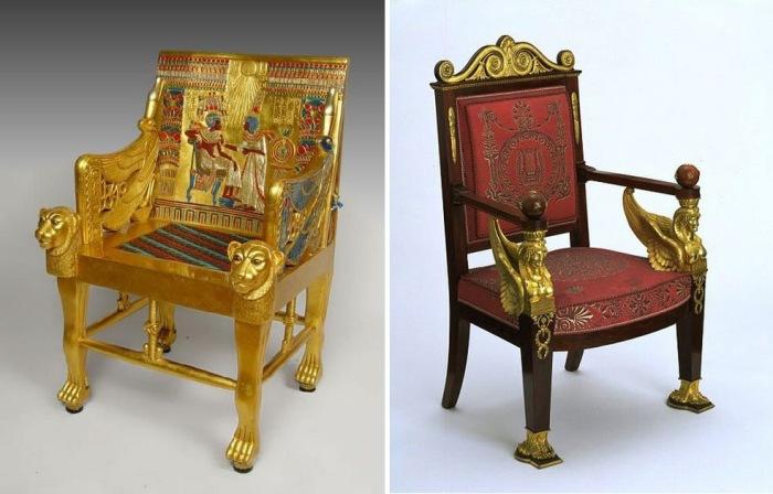 Rак европейское искусство вдохновлялось древними цивилизациями