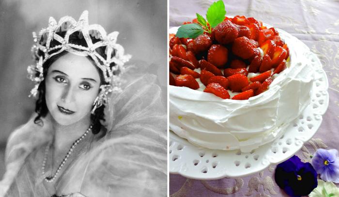 Загадочная история о том, как балерина Анна Павлова превратилась в торт.