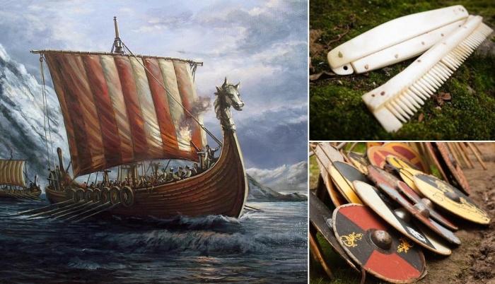 10 изобретений викингов, которые могут многое рассказать об их жизни и истории.