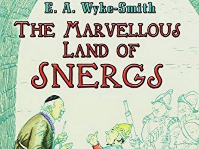 «Чудесная земля снергов» Эдуарда Уайк-Смита.