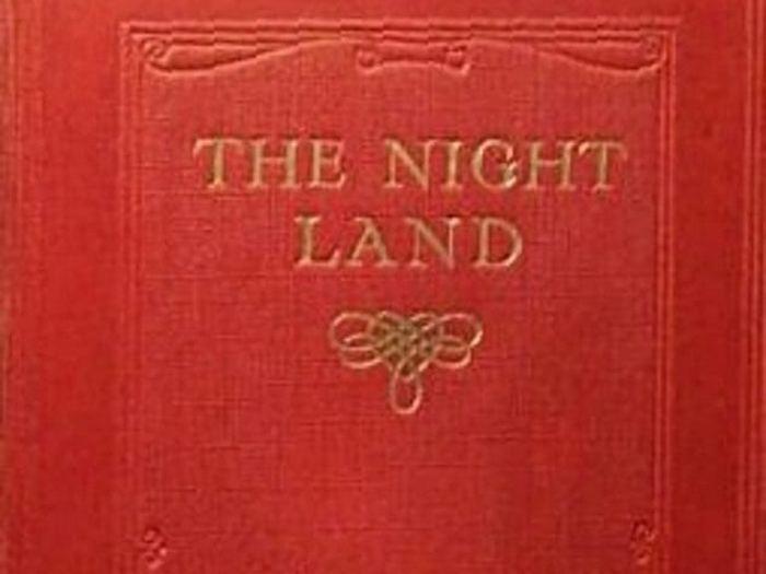 «Ночная земля» Уильяма Ходжсона.