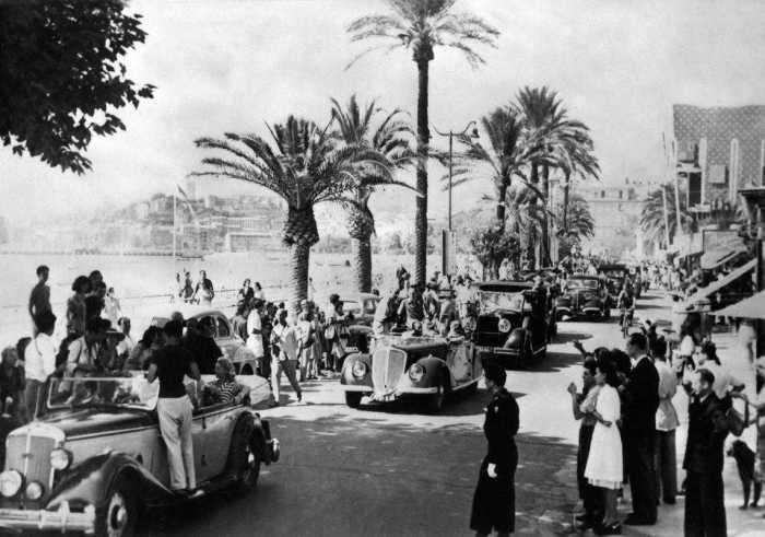 Первый Каннский кинофестиваль в 1946 году