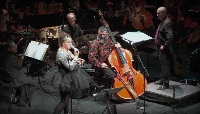 Шведский джаз в исполнении эксцентричной Марии Йоханссон.
