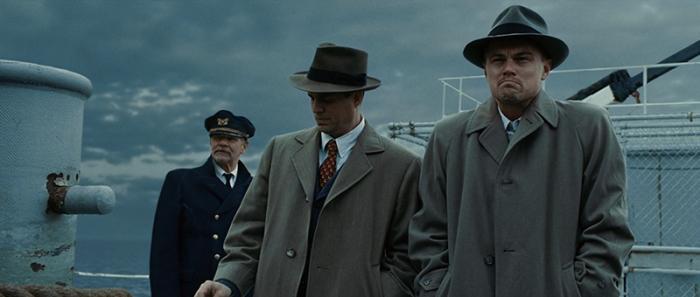 Кадр из фильма «Остров проклятых».