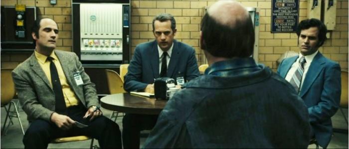 Кадр из фильма  «Зодиак», 2007 год