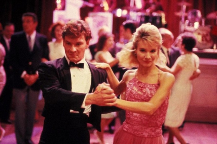 Кадр из фильма «Грязные танцы».