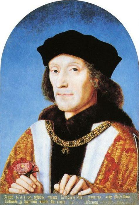 Король Генрих VII.