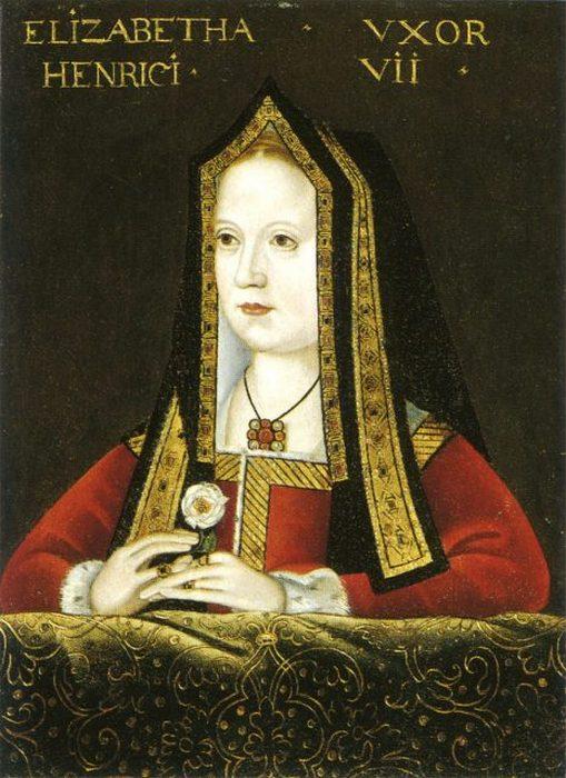 Елизавета Йоркская.