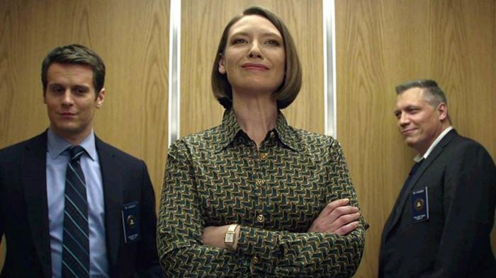 Анна Торв в сериале «Охотник за разумом».