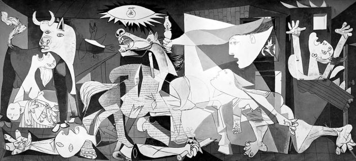Пабло Пикассо. «Герника»