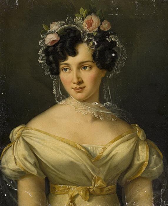 Княгиня Авдотья Голицына