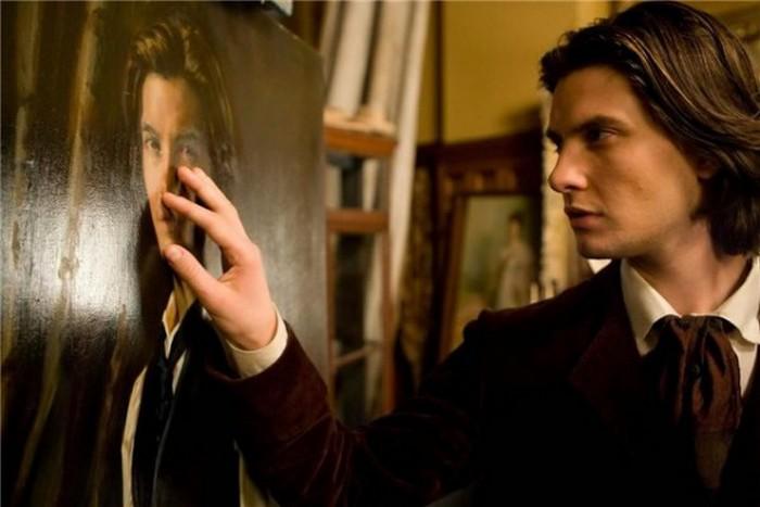 Кадр из фильма «Портрет Дориана Грея».