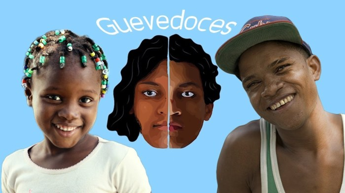 Гуэведочес - девочки, которые становятся мальчиками.