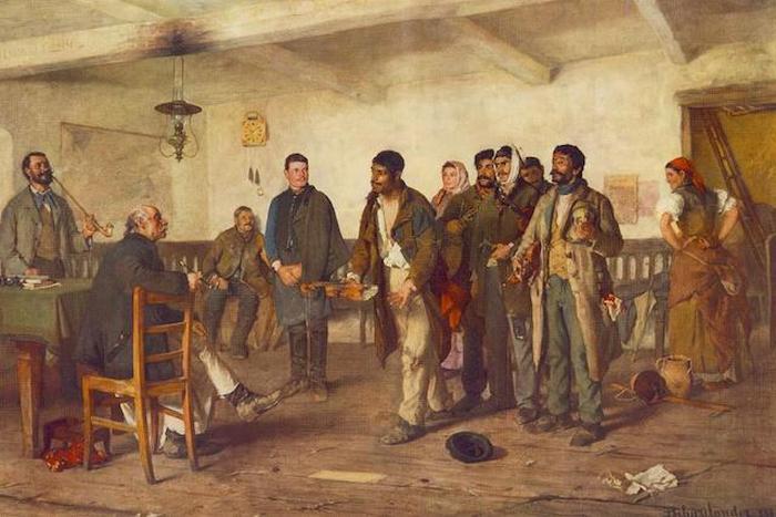 Преследование и угнетение цыган продолжалось веками.