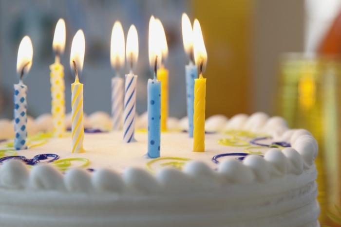 День рождения - праздник древних.