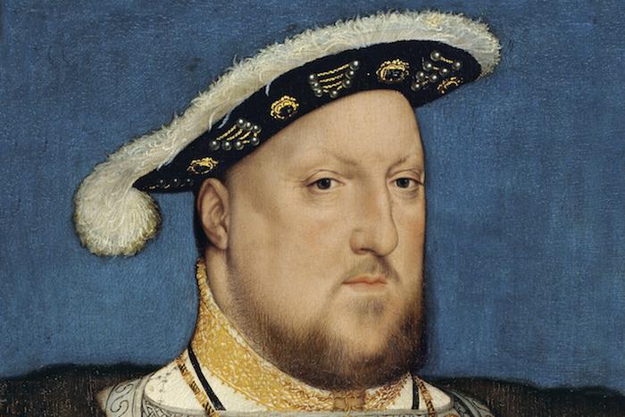 Генрих, который взорвался.