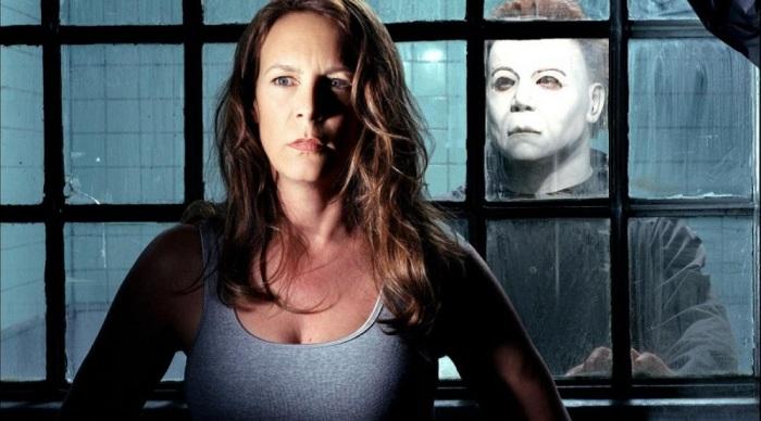 Кадр из фильма «Хэллоуин ».