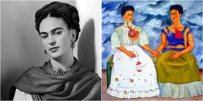 Фрида Кало.