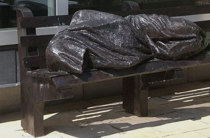 Бездомный Иисус.