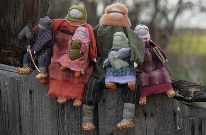 Какие игрушки были у детей во времена Древней Руси.
