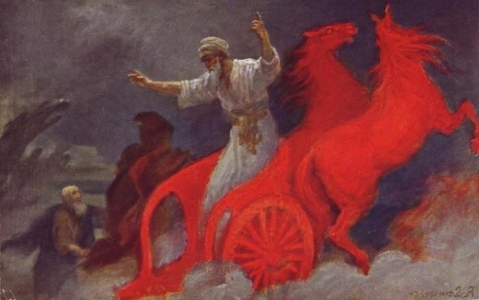 2 августа - День пророка Илии.