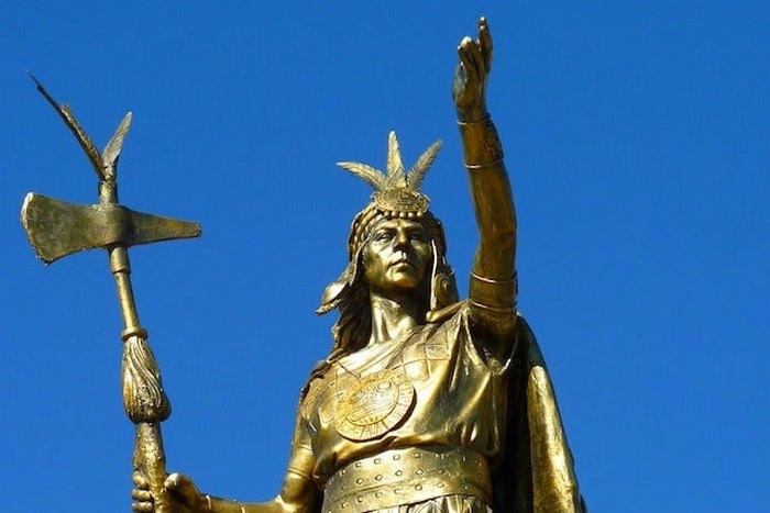 Инки-покорители народов.