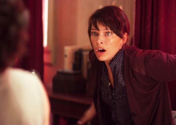Кадр из фильма «Четвертый вид».