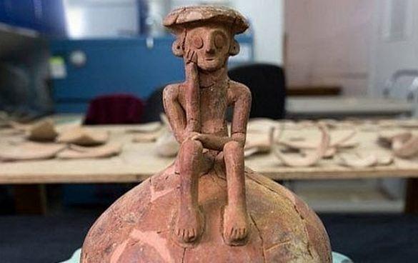 Предметы искусства древних, которые помогли сделать интересные открытия.