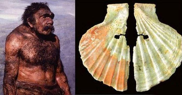 И у неандертальцев были нательные украшения.