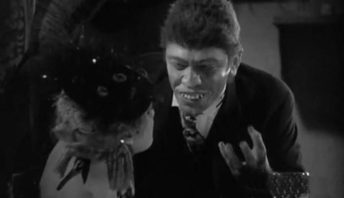 Кадр из фильма «Доктор Джекилл и Мистер Хайд».