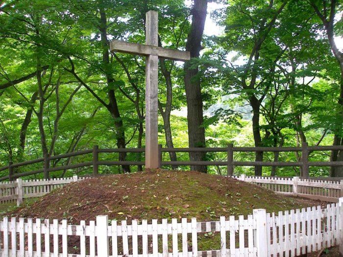 Гробница Иисуса в Синго.