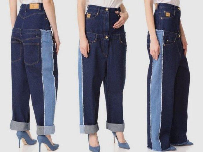 И джинсы меняются...