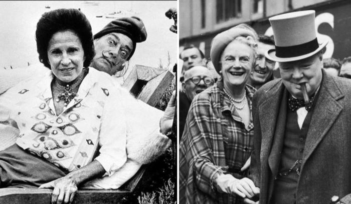 Женщины, которые помогли своим мужьям стать успешными и знаменитыми