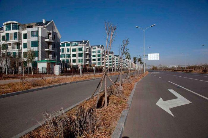 Кангбаши - новый город, построенный «с нуля».