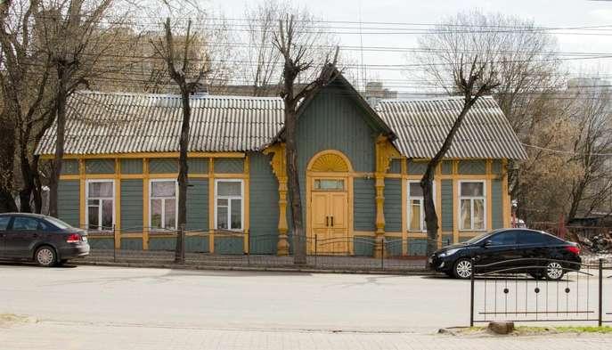 Калужский дом после реставрации.