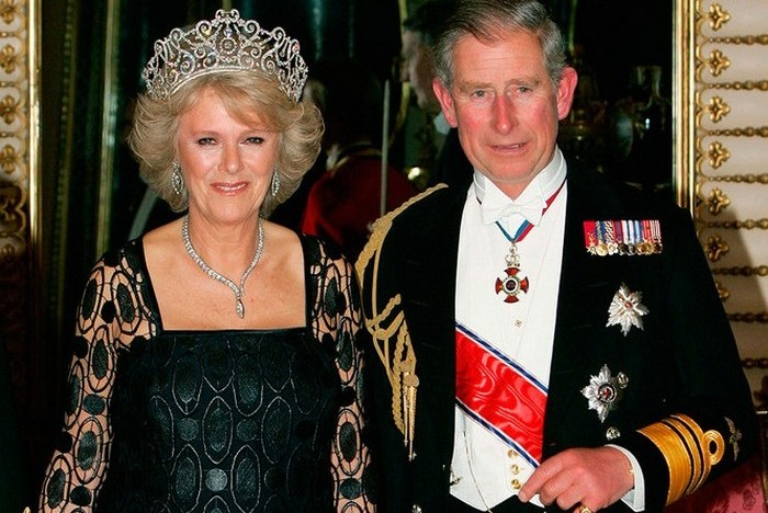 Принц Чарльз - главная драгоценность Камиллы, но всё же...