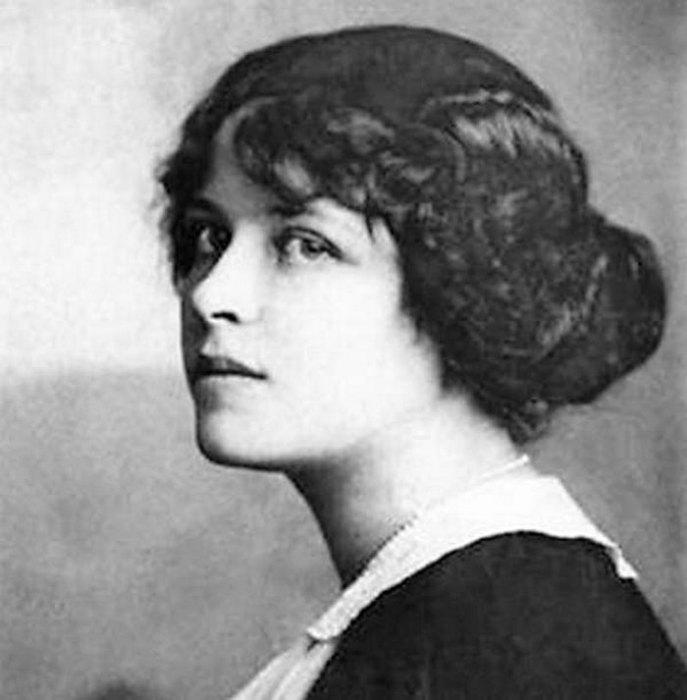 Блистательная поэтесса Наталья Крандиевская.