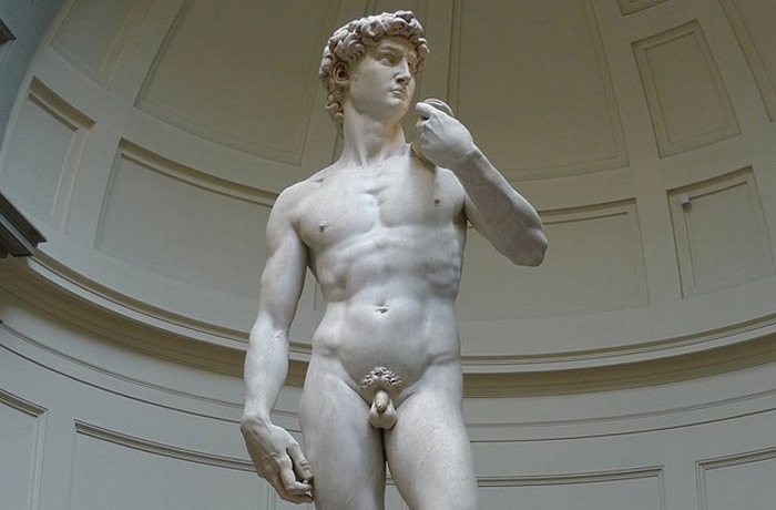 «Давид» Микеланджело