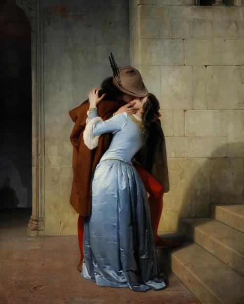 Поцелуй. Франческо Айец
