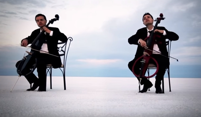 The Piano Guys.