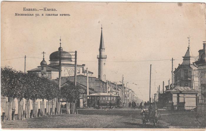 Одна из древнейших улиц Казани, история которой началась еще в начале XVIII века.
