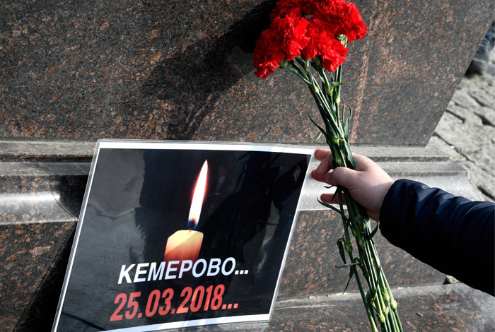 Герои пожара в Кемерово: Они спасали детей, не думая о себе.