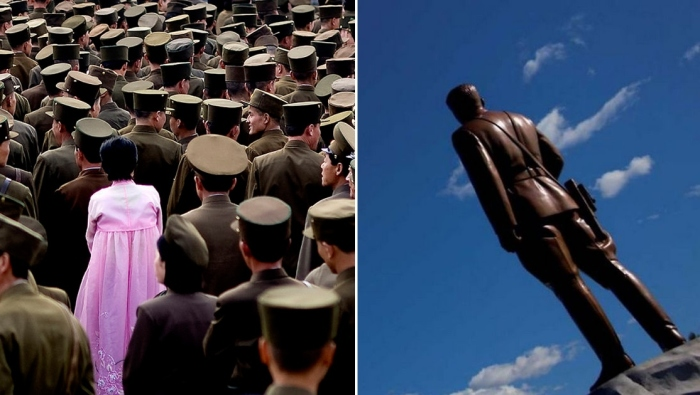 Фотографии из Северной Кореи, сделанные нелегально.