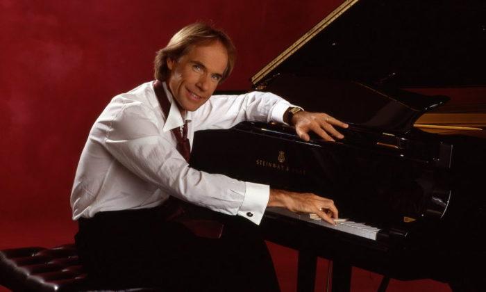 Ричард Клайдерман – популярнейший пианист современности.