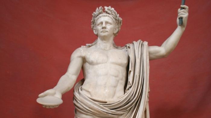 Император Клавдий - завоеватель Британии.